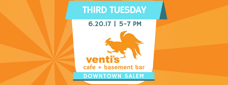 Third Tuesday Ventis 6.20